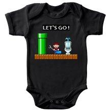 Bodys (French Days)  parodique Super Mario : Un plombier en plein boulot... (Parodie )