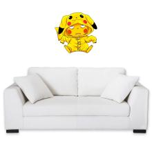 Sticker Mural  parodique Pikachu : Une drôle de tronche :) (Parodie )