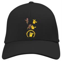 Casquette  parodique Pikachu et Sherlock Holmes aka Détective Pikachu : Une Fusion élémentaire... :) (Parodie )