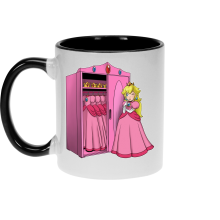 Mugs (French Days)  parodique Princesse Peach : Une garde-robe de princesse...!? (Parodie )