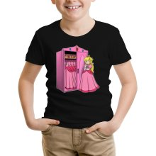 T-shirts (French Days)  parodique Princesse Peach : Une garde-robe de princesse...!? (Parodie )