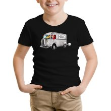 T-shirts  parodique Pikachu et Mario : Une reconversion réussie... :) (Parodie )