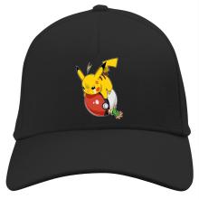 Casquette  parodique Pikachu et Sasha : VENGEANCE !!! :) (Parodie )