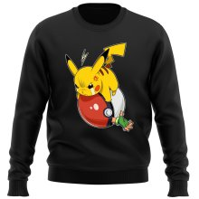 Funny Sweater - Pikachu and Ash ( Parody)