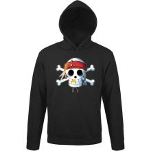 Le Drapeau Pirate du Capitaine Jack à la Sauce Manga :)