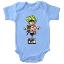 Body bébé  parodique Broly, Cell, Freezer et Super Bou : DB INjustice League ! (Parodie )