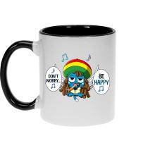 Mugs  parodique Happy : Happy Bobby (Parodie )