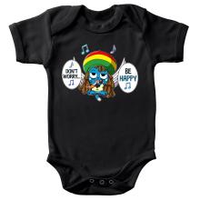 Body bébé  parodique Happy : Happy Bobby (Parodie )