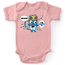 Body bébé (Filles)  parodique Happy : Happy Williams :) (Parodie )