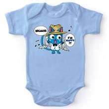 Body bébé  parodique Happy : Happy Williams :) (Parodie )