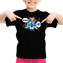 T-shirt Enfant Fille  parodique Happy : Happy Williams :) (Parodie )