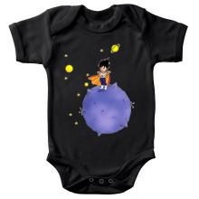 Body bébé  parodique Végéta : Le Petit Prince Saiyan (Parodie )
