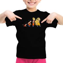 T-shirts (French Days)  parodique Sangoku : New Evolution - Super Vénère 3 !! (Parodie )