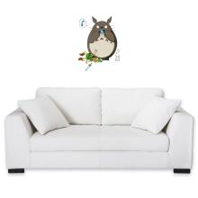 Sticker Mural  parodique Totoro et Link : Ni Vu ni connu... (Parodie )