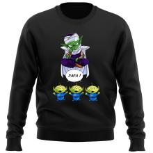 Pulls (French Days)  parodique Piccolo aka Satan Petit Coeur et les Aliens : Papa !! (Parodie )