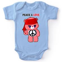 Bodys  parodique Bisounours : Peace And Love ! (Chibi Version) (Parodie )