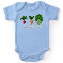 Bodys  parodique Sangoku, Broly et Raditz : Super Héros de la Planète Végétale (Parodie )