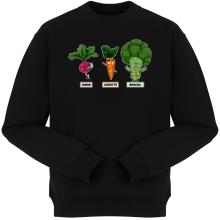 Pulls  parodique Sangoku, Broly et Raditz : Super Héros de la Planète Végétale (Parodie )