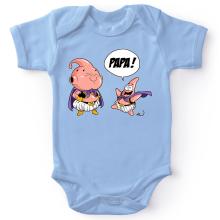 Body bébé  parodique Boubou et Patrick  l