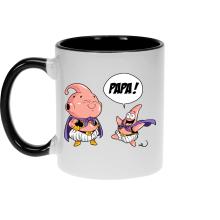 Mug  parodique Boubou et Patrick  l