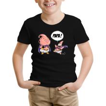T-shirt Enfant  parodique Boubou et Patrick  l