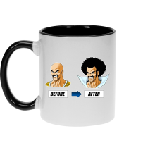 Funny Mugs - Mister Satan and Nappa ( Parody)