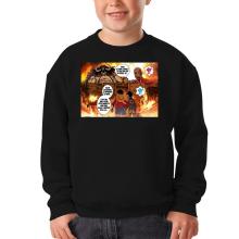 Pull Enfant  parodique Luffy Vs Kaido aka Eren et le Titan Colossal : Un Combat titanesque... (Parodie )