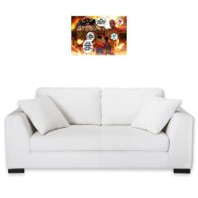 Décorations murales  parodique Luffy Vs Kaido aka Eren et le Titan Colossal : Un Combat titanesque... (Parodie )