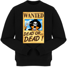 Pulls  parodique Brook Wanted : Un Wanted qui tue !! YOHOHOHO !!! (Parodie )