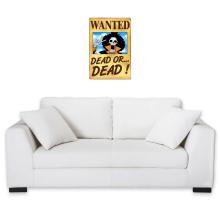 Décorations murales  parodique Brook Wanted : Un Wanted qui tue !! YOHOHOHO !!! (Parodie )
