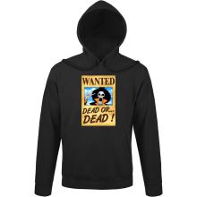 Sweats à capuche  parodique Brook Wanted : Un Wanted qui tue !! YOHOHOHO !!! (Parodie )