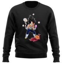 Funny  Sweater - Vegeta ( Parody) (Ref:679)