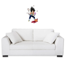 Funny Wall Pediments - Vegeta ( Parody)