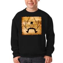 Sweat-shirts  parodique Zoro Roronoa : Da Vinci Samurai ! (Parodie )