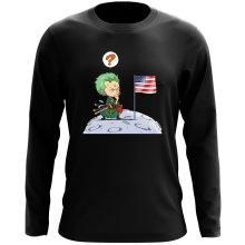 Funny  Long Sleeve Top - Zoro ( Parody) (Ref:922)