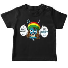 T-shirt bébé  parodique Happy : Happy Bobby (Parodie )
