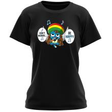 T-shirt Femme  parodique Happy : Happy Bobby (Parodie )