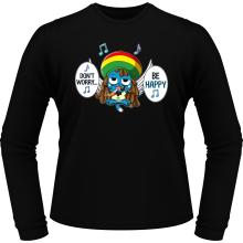 T-Shirts à manches longues  parodique Happy : Happy Bobby (Parodie )