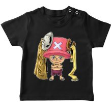 T-shirts  parodique Tony Tony Chopper : Etendage pirate :) (Parodie )