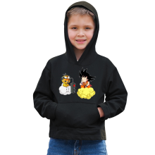 Funny Hoodies - Son Goku and Lakitu ( Parody)