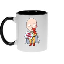 Mugs  parodique Saitama : Free Punch ! (Parodie )
