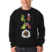 Sweat-shirts  parodique Sir Crocodile le Shichibukai : FUSION ! YAHAAAA ! Capitaine Croco :) (Parodie )