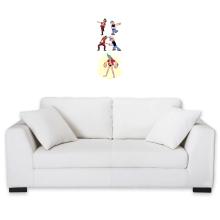 Décorations murales  parodique Franky, Ace Ventura et Popeye : FUSION YAHAAAAA !!! (Super Splendide :) (Parodie )
