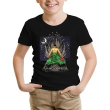 T-shirts  parodique Roronoa Zoro X Eddard Stark : Game of Swords (Parodie )