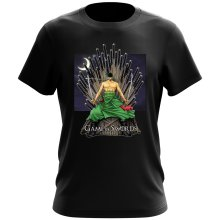 T-shirt  parodique Roronoa Zoro X Eddard Stark : Game of Swords (Parodie )