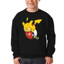 Sweat-shirts  parodique Pikachu et Sasha : Grrrr, Vengeance !!!! :) (Parodie )