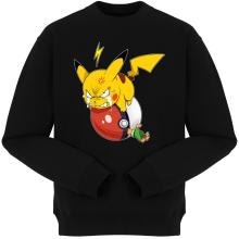 Pulls  parodique Pikachu et Sasha : Grrrr, Vengeance !!!! :) (Parodie )