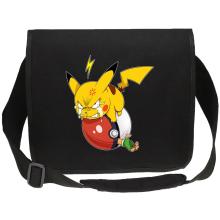 Sacs bandoulière Canvas  parodique Pikachu et Sasha : Grrrr, Vengeance !!!! :) (Parodie )