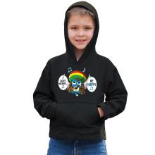 Sweat à capuche Enfant  parodique Happy : Happy Bobby (Parodie )