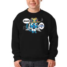Funny Kids Sweater - Happy ( Parody)